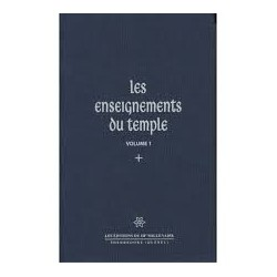 Enseignements du Temple...